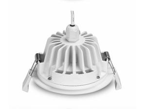 3寸防水嵌入式筒灯外壳防水等级IP65