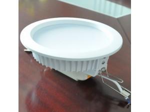 8英寸LED筒灯外壳现货供应