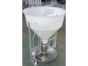 不锈钢底盘干湿喂料器-硕利-育肥猪自动化喂料器