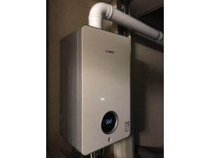 无锡博世锅炉盖世7000系列24KW铺设地暖面积