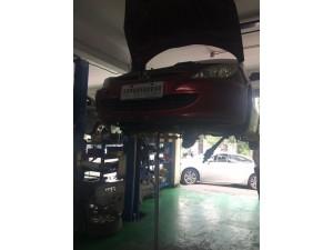 北京变速箱维修——标志307/AL4自动变速箱总成维修