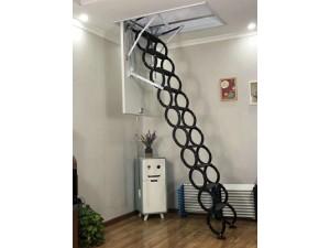 伸缩楼梯:如何更好的利用阁楼的价值