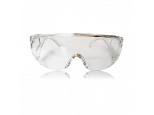 防护安全眼镜防UV光防雾防冲击白色/黄色/红色护目镜