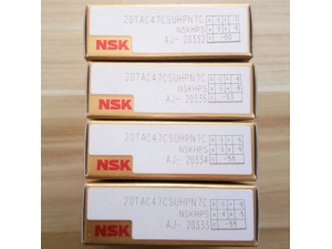 淮安NSK轴承摩擦热量与缓冲减震6219-ZZ