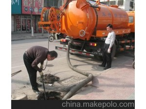 南昌下水道疏通管道清淤管道清洗化粪池清理吸粪