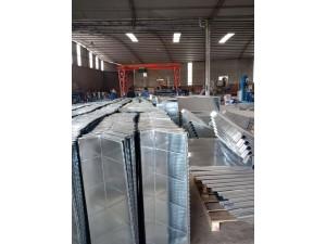 重庆不锈钢风管加工油烟风管排烟风管加工(重庆世为佳风管加工厂