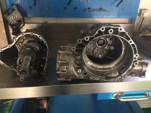 祥途嘉禾-奥迪A7自动变速箱型号OB5偶尔不着车现象维修