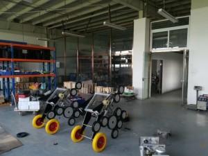 出售联东U谷三层厂房540平米有房本