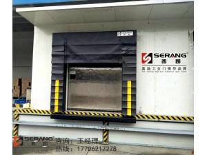 南京出货口海绵式保温门封门罩