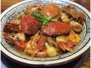 肉蟹煲培训致富创业