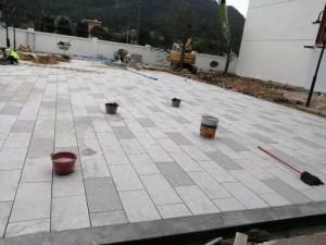 供应 仿花岗岩小瓷砖 广场砖 景观砖