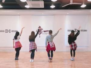 青岛专业的舞蹈工作室