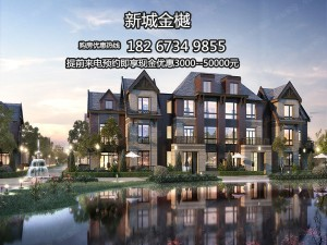 今日特买新城金樾平湖要买就买这栋楼的!不然就亏大了