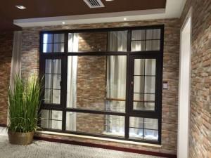重庆定制高端平开窗门窗选盛邦铝合金门窗厂家铝合金门窗十大品牌