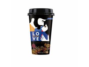 餐馆椰奶咖啡饮料320ml 15杯装品牌项目投资招商