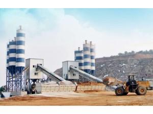 湖北供应大型优质混凝土搅拌站生产厂家详细介绍?