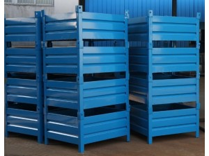 重庆塑料折叠箱生产厂家