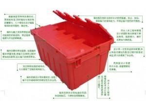 重庆大型可折叠卡板箱直销厂家