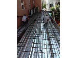 搭建家庭阁楼 钢结构阁楼 浇筑阁楼 楼梯焊接