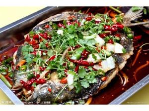 学习万州烤鱼技术,2-3人轻松开店,轻轻松松创业!!