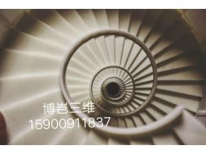 上海三D打印亚克力三维雕刻 浮雕 曲面雕刻
