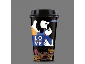 杯装椰奶咖啡饮品320ml15杯装饮料河北代理