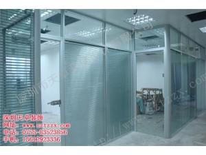专注深圳办公室装修二十年、天卓装饰、先施工后付款