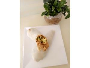 四川芙蓉蛋卷哪里做的好吃,饼皮的制作方法