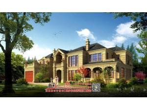 农村自建房设计,小别墅3D效果图设计制作