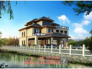 欧式/美式/中式/现代豪宅别墅室内室外3D效果图设计制作