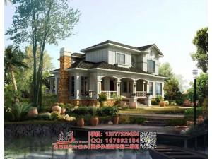 别墅外墙/外观设计,屋面外墙改造翻新效果图