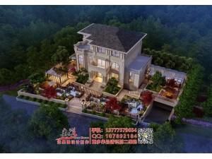 农村自己家造房子做怎么样的好看?别墅效果图设计