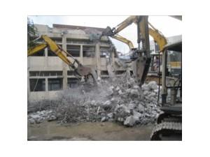 上海厂房拆除设备回收公司钢结构拆除回收厂