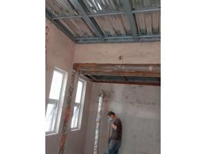 搭建家庭阁楼 钢结构阁楼 浇筑阁楼 楼梯焊接 别墅改造扩建