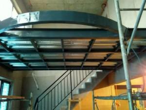 廊坊钢结构制作阁楼.阁楼隔层制作.楼梯制作等工程