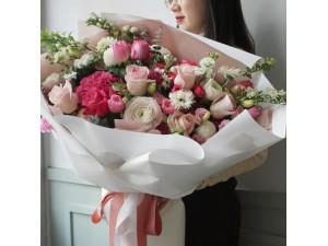 母亲节鲜花预定开业优惠准时专人专车送货上门