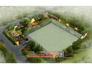 新农村自建房设计还是豪华别墅、休闲农庄、景观园林规划设计