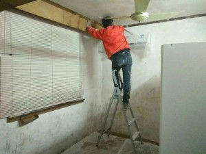 上海佳万墙面翻新粉刷服务