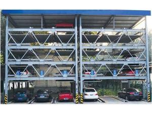 长期大量回收停车设备,二手立体停车设备