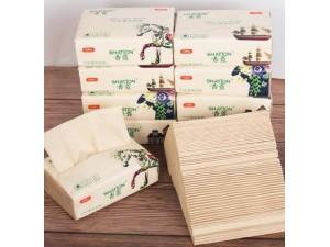【无悠小铺】18包装包邮家用卫生纸餐巾