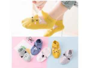 【无悠小铺】2019新款儿童袜子夏季薄棉袜子