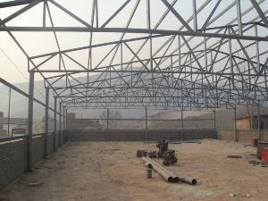 广州钢结构大棚,搭铁棚铁皮厂房雨棚彩钢棚阳光棚