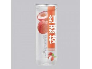 红荔枝果味饮料280ml24瓶装含气饮品便利店加盟
