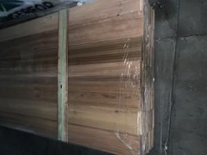 加拿大红雪松厂家  红雪松实木板材经济定制
