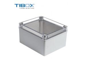 TIBOX厂家直销灌胶接线盒轨道交通按钮盒 开关防水盒