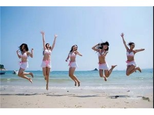 深圳东西冲穿越沙滩趣味一日游