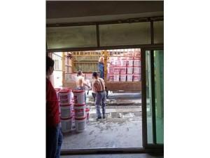 水泥抹灰砂浆墙面不合格掉沙脱渣怎么处理?治沙灵墙面治理液
