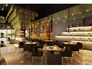 惠州咖啡厅装修设计咖啡馆装修设计咖啡吧店铺装潢设计