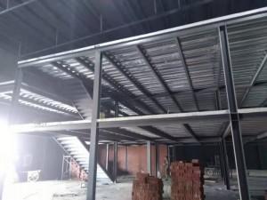 大兴区钢结构二层搭建室内隔层阁楼搭建制作价格