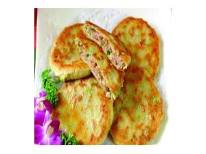 特色面食小吃馅饼香酥焙子烧麦肉夹馍包子油条培训配方无保留
